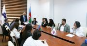 تستضيف المركز الترجمة الحكومي الاذربيجاني لتوزيع شهادات المترجمين