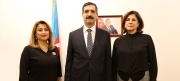 باشر مركز الترجمة الحكومي الأذربيجاني بالتعاون مع سفارة جمهورية تركيا  المشاريع المشتركة في الأعمال الأدبية