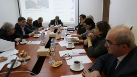 Scientific-Literary Board holds first meeting