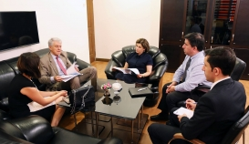 AzTC, Embassy of Argentine Launch Next Publishing Project