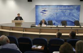 AzTC Representatives Attend the 23rd Minsk International Book Fair