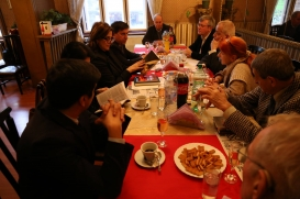 Tercüme Merkezi Temsilci Grubu Bulgaristan Yazarlar Birliğini Ziyaret Etti