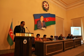 State Management Academy hosts the book launch of: We did Believe in Azerbaijan's Independence