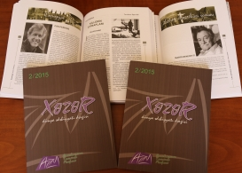 شمارۀ جدید مجلۀ ادبیات جهانی «خزر» منتشر شد