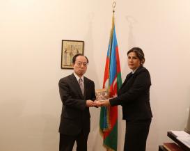Japonya Büyükelçisi Tercüme Merkezi'nde