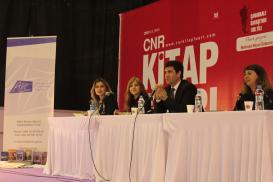 AzTC Representatives Participate at CNR Book Fair