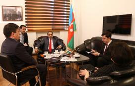 UAE Ambassador Visits AzTC