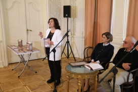Azerbaijan Literature Presented in Tbilisi