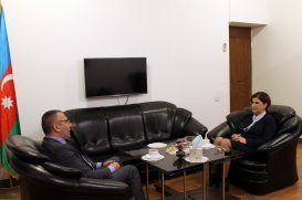 Israel-Azerbaijan International Association Official Visits Translation Centre