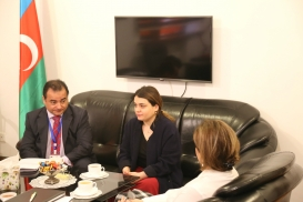Les relations littéraires entre l'Espagne et l'Azerbaïdjan se développent