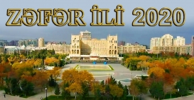 2020: Azerbaijan Victorious Year