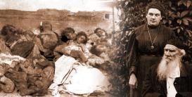 Le vidéo « Les propos de la fille de Léon Tolstoï sur les atrocités arméniennes » en langues étrangers