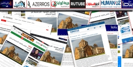 """Archival Video Footage """"Ancient Traces of a History From Whence We Came: Albanian Churches"""" in Foreign Media"""