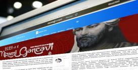 Творчество Низами Гянджеви на страницах турецкого портала