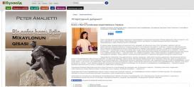 Украинский литературный портал «Bukvoid» посвятил статью изданию Государственного Центра Перевода Азербайджана
