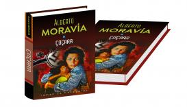 """Alberto Moravianın """"Çoçara"""" kitabı Azərbaycan dilində"""
