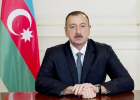 Prezident İlham Əliyev 8 mart – Beynəlxalq Qadınlar günü münasibətilə Azərbaycan qadınlarını təbrik edib