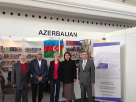 Azerbaijan attends 21st International Book Fair in Prague