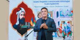 """El libro """"Leili y Majnun"""" en el Festival internacional de Libro de Dniéper"""