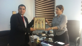 Azerbaijan, Egypt Discuss Cultural Cooperation