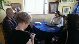 AzTC, Czech PEN Centre Launch Cooperation to Boost Literary Ties