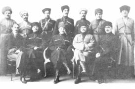 Azərbaycan Xalq Cümhuriyyətinin Dağlı Respublikasına yardımları