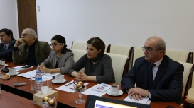 AzTC Scientific-Literary Board Holds First Meeting