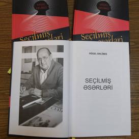 """صدور """"الأعمال المختارة"""" للكاتب الاسباني ميغيل ديليبيس في إطار سلسلة الكتب الجديدة لمركز الترجمة"""