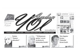 """""""Aydın yol"""" 03 dekabr 2016-cı il"""