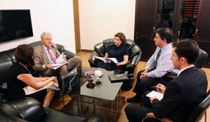 Переводческий Центр и посольство Аргентины в Азербайджане реализуют очередной совместный проект