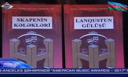 """İkicildlik """"Dünya dramaturgiyası antologiyası"""" Lider TV-də"""
