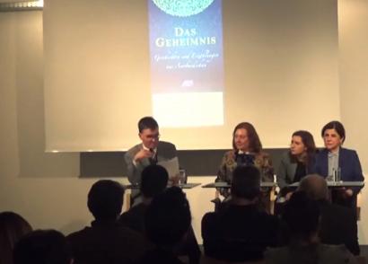 La literatura azerbaiyana se presentó en Berlín