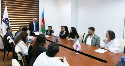 Les certificats du Centre de Traduction d'Etat d'Azerbaïdjan ont été présentés aux traducteurs