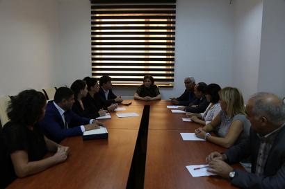 Обсуждены направления будущей деятельности Центра Перевода Азербайджана