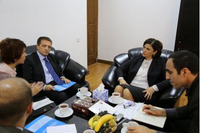 Посол Италии посетил Переводческий Центр