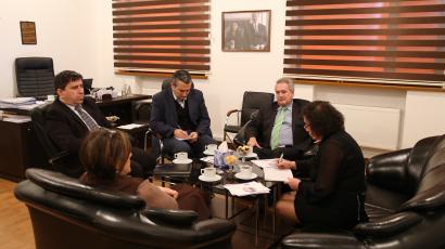 Посол Греции посетил Переводческий Центр.