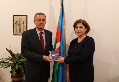 سفیر صربستان در بنیاد ترجمه