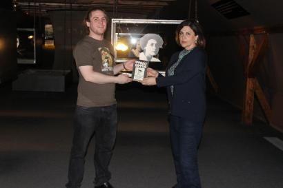 La delegación del Centro ha visitado el Museo Franz Kafka