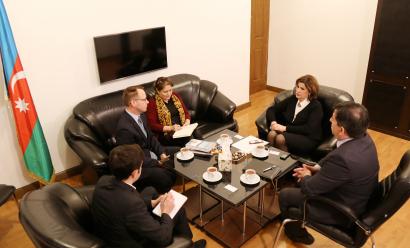 Посол Норвегии посетил Переводческий Центр