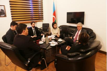 Официальные лица Аргентины посетили Переводческий Центр