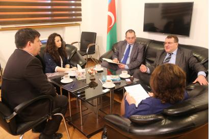 Посол Венгрии побывал в Переводческом Центре
