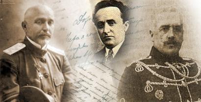 Rus Generalleri Ermeniler Hakkında