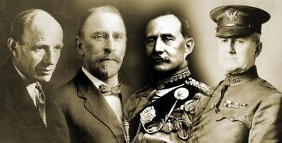 British-American Generals About Armenians