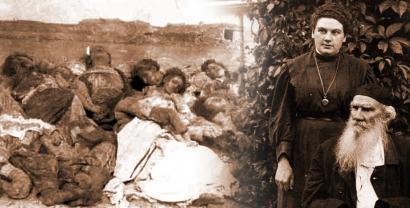 """Підготовлено відеоролик """"Спогади дочки Льва Толстого про вірменські звірства"""""""