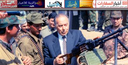 L'article « Heydar Aliyev et la formation de l'armée en Azerbaïdjan » est disponible dans les médias étrangers