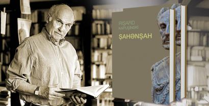 Книга «Шахіншах» вперше видана азербайджанською мовою