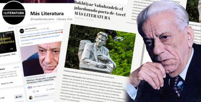 Bahtiyar Vahabzade Şiirleri Meksika Sitesinde
