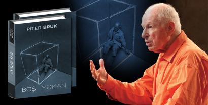Kniha Petera Brooka je poprvé vydána v Ázerbájdžánu