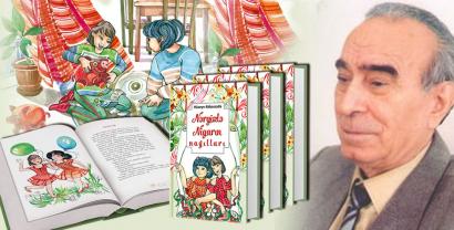 """Das Buch """"Geschichten von Nargiz und Nigar"""" wurde veröffentlicht"""