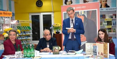 Devlet Tercüme Merkezi'nin Yayım Proje'leri Uluslararası Çevirmenler Fuarında